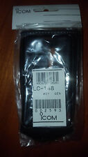 RICAMBI ICOM IC-T81 T81E T81A LC148 LC-148 CARRYING CASE GENUINE ORIGINAL PART