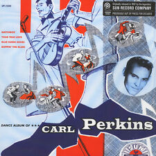 Carl Perkins - The Dance Album Of Carl Perkins (Vinyl LP - 1957 - US - Reissue)