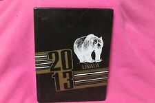 2013 Lincoln High School Yearbook Lincoln, Alabama Annual