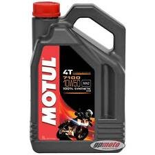 10.61€/l Motul 7100 4T 10W50 4 L Motorradöl vollsynthetisch