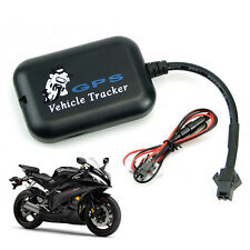 Mini Vehicle Bike Motorcycle Car GPS/GSM/GPRS Real Time Tracker Tracking Device
