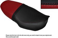 DESIGN 3 BLACK &DARK RED CUSTOM FITS SUZUKI BANDIT GSF 1200 600 95-99 SEAT COVER