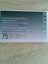 Mary Kay Oil-absorbing Beauty Blotters/Tissues - Oil control blotters