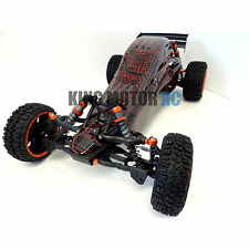 New King Motor RC RTR 1:5 30.5cc Zonda 1 Buggy Gas HPI BAJA 5B Compatible Rovan