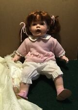 """Cathay Collection 21"""" Porcelain Doll - 1 of 5000 Limited Edition - Extra Dress"""
