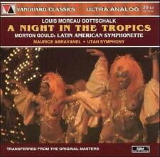 Reid Nibley - Louis Moreau Gottschalk: A Night in the Tropics / 1995 / CD