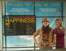 Cinema Poster: HECTOR AND THE SEARCH FOR HAPPINESS 2014 (Quad) Simon Pegg