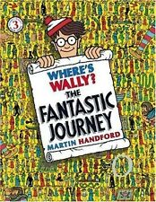Where's Wally? The Fantastic Journey Book 3 New (Waldo)