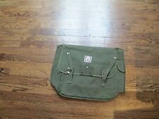 musette, bag, commercial, new old stock ,1950's/60's made in japan