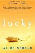Lucky: A Memoir by Alice Sebold, Good Book