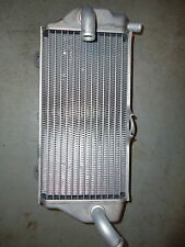 Yamaha YZF250 2010-2013 new genuine oem left hand radiator YZ1055
