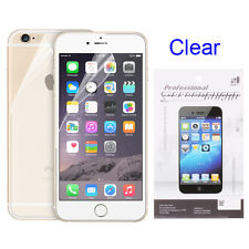Front and Back Clear PET Screen protector Guard Film for Apple Iphone 7 Plus