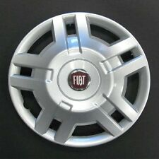 "Fiat Ducato 2009-2015 RED Style 15"" Wheel Trim Cover Hub Cap Cover FIT 763"
