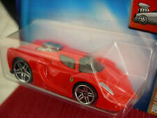 Hot Wheels Tooned Enzo Ferrari 2004 First Editions #009 Red