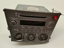 Subaru Radio Disc Radio Stereo MP3 CD Cassette-Player # 86201-AG64A