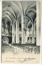 CP 55 Meuse - Saint-Mihiel - Intérieur de l'Eglise Saint-Etienne II