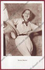 NORMA SHEARER 34 ATTRICE ACTRESS ACTRICE CINEMA MOVIE - USA Cartolina FOTOGRAF.