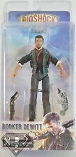 "BOOKER DEWITT Bioshock Infinite Video Game 7"" inch Action Figure Neca 2014"