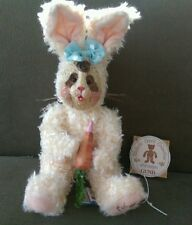 Barton's Creek Collection Bunny Baby by Pat Kolesar with Box and Tags