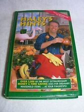 Haley's Hints by Graham Haley and Rosemary Haley (1999, Hardcover, Revised)