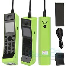 Dual Sim Classic Old Vintage Brick Mobile Phone GSM 900/1800/1900MHz Bluetooth