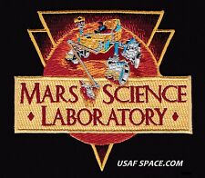ORIGINAL - JPL NASA MSL MARS SCIENCE LABORATORY CURIOSITY ROVER PATCH