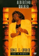 Albertina Walker-Songs Of The church- live In Memphis -New Factory sealed-DVD