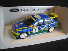 UT Models Ford Escort RS Cosworth 1996 1:18 #3 Bernardini / Occelli MC (AK)