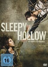 5 DVD-Box ° Sleepy Hollow - Staffel 2 ° NEU & OVP