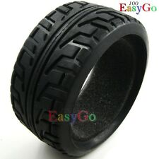 4pcs RC New 1/8 Tires Tyres with foam for 1/8 On-road Buggy Car upgrade parts