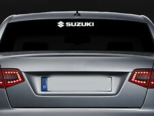 For SUZUKI - Rear Screen - CAR DECAL STICKER ADHESIVE - SWIFT ALTO  - 300mm long