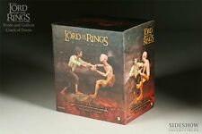 Sideshow CRACK OF DOOM Frodo & Gollum Lord of the Rings LotR Hobbit Sealed Rare