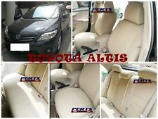Toyota Altis High quality Factory Fit Customized Leather CAR SEAT COVER