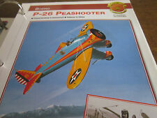 Faszination 14 14 Boeing P 26 Peashooter Jäger USA 1931
