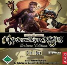 NEVERWINTER NIGHTS 1 DELUXE in Jewelcasehülle TopZustand