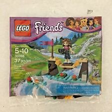 LEGO FRIENDS 'ADVENTURE CAMP BRIDGE' (30398) POLY BAG - NEW UNOPENED!!!