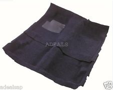 NEW *BLACK* ACC PLYMOUTH BARRACUDA AUTOMATIC FLOOR CARPET - MADE IN USA