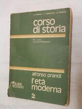 CORSO DI STORIA G Cracco A Prandi F Traniello Giorgio Cracco Vol II eta moderna