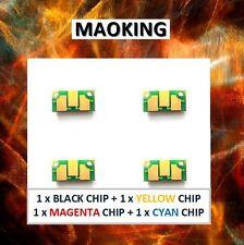 4 Toner Reset Chip(1Set) for Konica Minolta Magicolor 1600W 1650EN 1680MF 1690MF