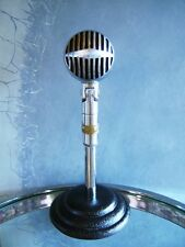 Vintage 1930's RARE Shure Brothers 705A crystal microphone old antique deco