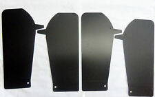 NEW 1973-1979 FORD TRUCK BRONCO INNER WHEEL HOUSE LINERS SET OF 4 F100-F350 XLT