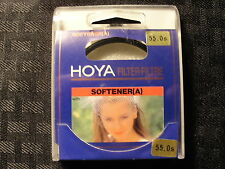 Hoya Photography 55mm Softener(A) Camera Filter 55.0s New In Package Made Japan