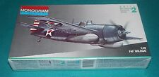 F4-F Wildcat Monogram 1/48 Still Factory Sealed.