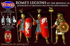 ROME'S LEGIONS OF THE REPUBLIC ( 1 ) - VICTRIX - ANCIENT - SENT FIRST CLASS