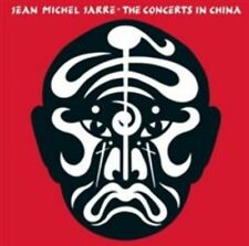 The Concerts in China by Jean Michel Jarre (CD, Apr-2014, 2 Discs, Sony Music)