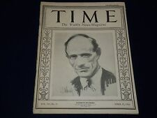 1926 APRIL 12 TIME MAGAZINE - LORD IRWIN VICEROY TO INDIA COVER - II 8050