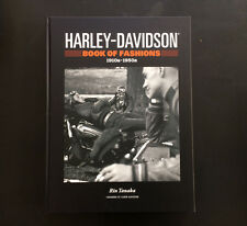 Harley-Davidson Book of 1910s-1950s vintage motorcycle leather Fashions Indian