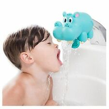 Nuby Hippo Bath Tub Faucet Spout Cover Protector Guard