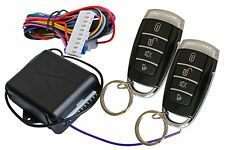 12V Universal Car Keyless Entry Central Locking Remote Control System /6060