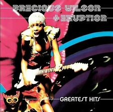 Greatest Hits, ERUPTION, New Import